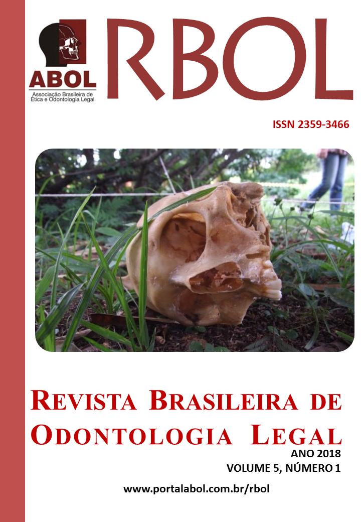 Visualizar v. 5 n. 1 (2018): RBOL
