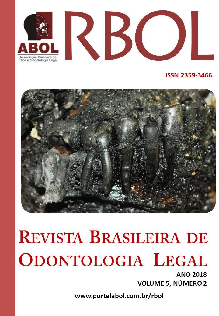 Visualizar v. 5 n. 2 (2018): RBOL