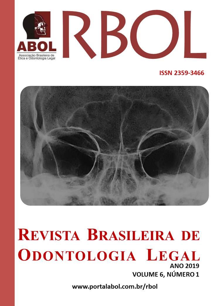 Visualizar v. 6 n. 1 (2019): RBOL