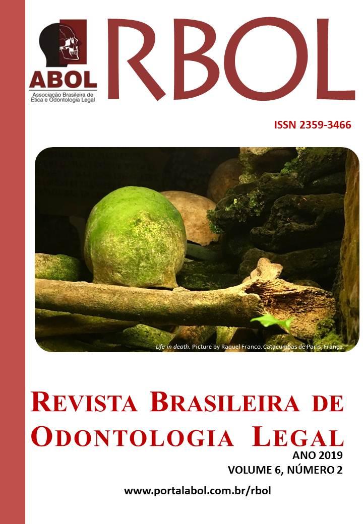 Visualizar v. 6 n. 2 (2019): RBOL