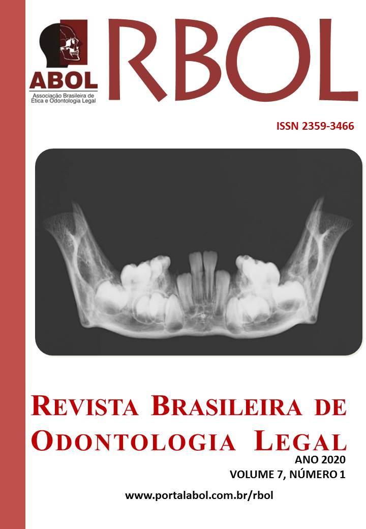 Visualizar v. 7 n. 1 (2020): RBOL