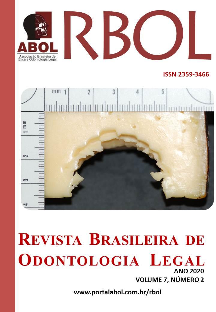 Visualizar v. 7 n. 2 (2020): RBOL