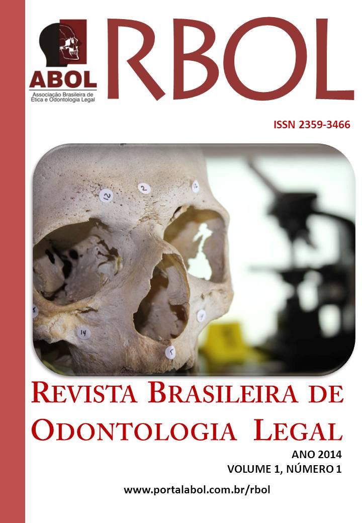 Visualizar v. 1 n. 1 (2014): RBOL