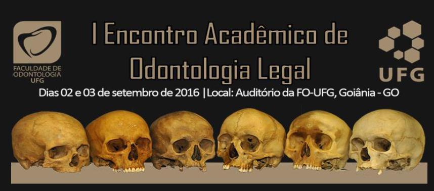 Visualizar v. 3 n. 3 (2016): Suplemento - Anais do I Encontro Acadêmico de Odontologia Legal FO-UFG